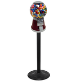 Big Bubble gumball machine on retro stand