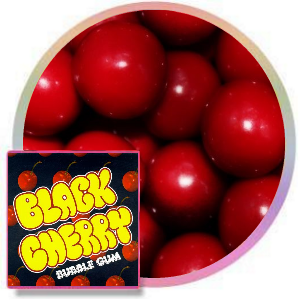 Black Cherry Gumballs by Oak Leaf