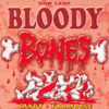 Bloody Bones Candy Product Display