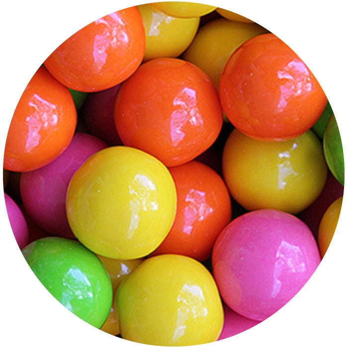 Bubble Brights .86 inch Gumballs