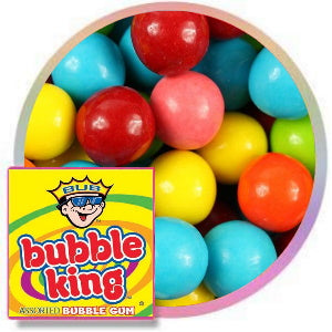 Bubble King Special Assorted Gumballs Product Image