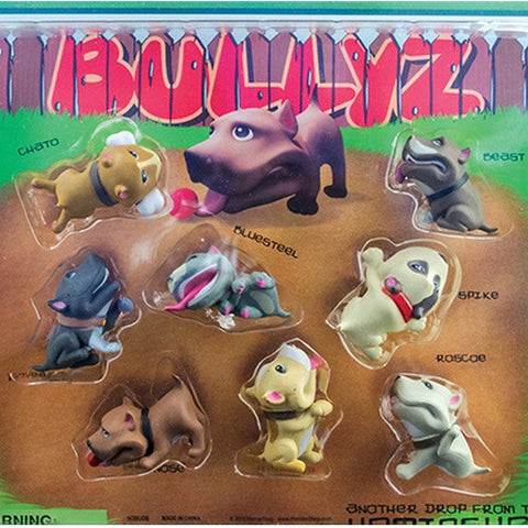 Bullyz 2 Inch Toy Capsule Display