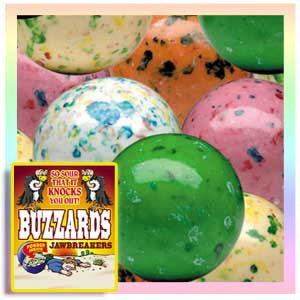 Buzzards jawbreakers