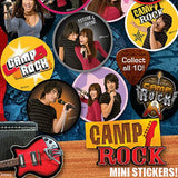 Camp Rock Stickers 1