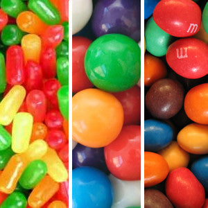 Candy & Gum Vending Mix