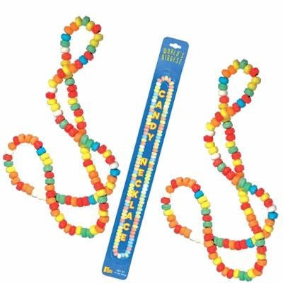 Worlds Biggest Candy Necklace 60 g