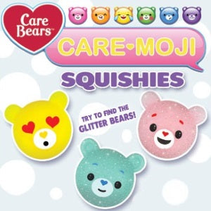 "CareMoji Squishimals 2"" Capsules Product Image"