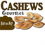 Cashews Vending Label