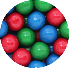 Charms Blow Pop Gumballs Product Detail