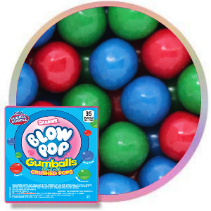 Charms Blow Pop Gumballs Product Image