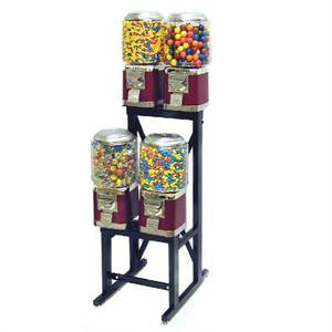 Classic 4 Head Candy Gumball Machine