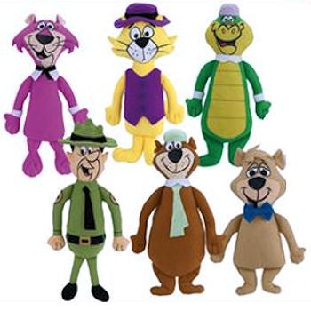 Hanna Barbera Classic Small Plush Mix - 120 ct