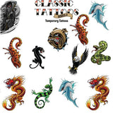 Classic Tattoos Series 2 by Liquid Skin