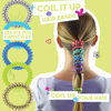 "Coil It Up Hair Bands 2"" Capsules Product Image"