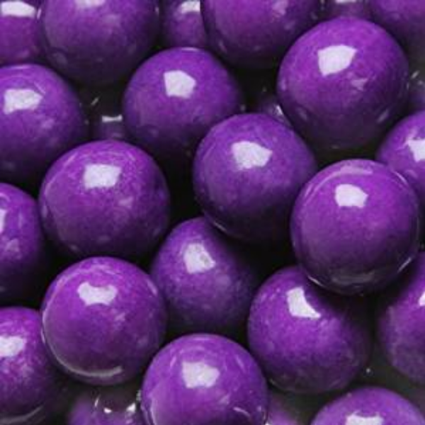 Colossal Grape gumballs product detail