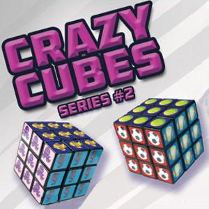 "Crazy Cubes Series #2 2"" Capsules Product Image"