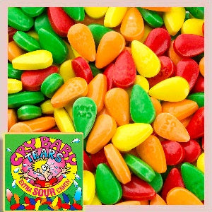 Cry Baby Tears Extra Sour Bulk Candy