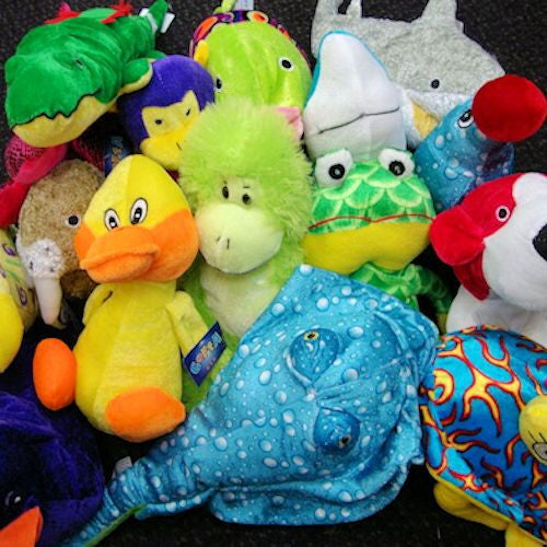 Super Value Jumbo Plush 100 ct