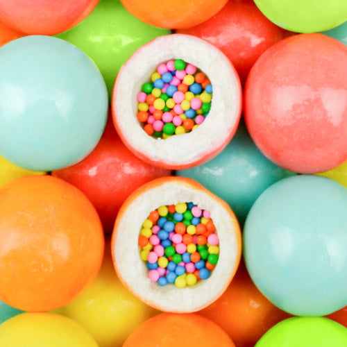 Cupcake Sprinkle Gumballs Product Detail