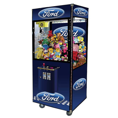 Custom Logo Claw Machine