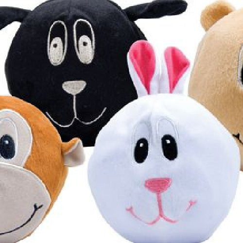Cute Critters Small Plush Mix - 240 ct