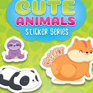 Cute Animal Stickers Product Image