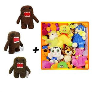 Domo plus Medium Generic Plush