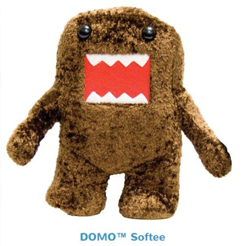DOMO Softee Jumbo Plush - 48 ct
