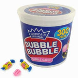Dubble Bubble Original Twist Wrap in Tub
