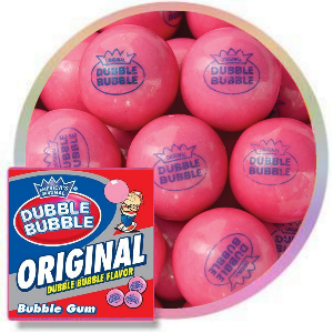 Original Dubble Bubble Gumballs