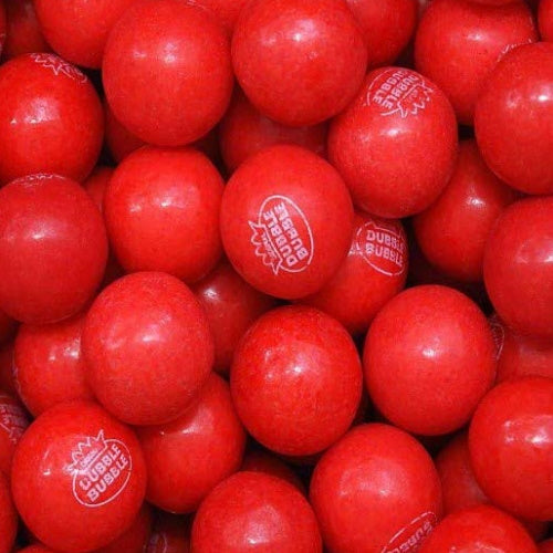 Dubble Bubble Very Cherry Gumballs Product Detail