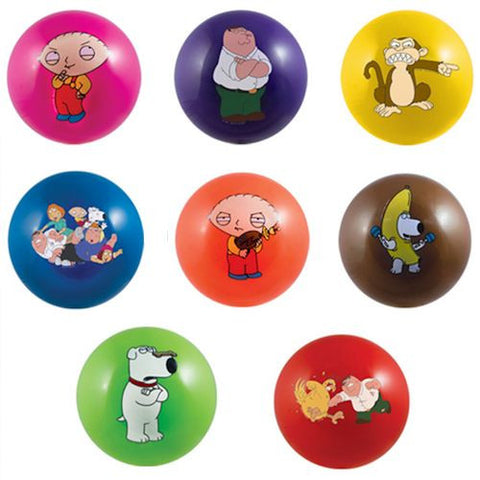 Family Guy Inflatable 5 inch Crane Machine Balls