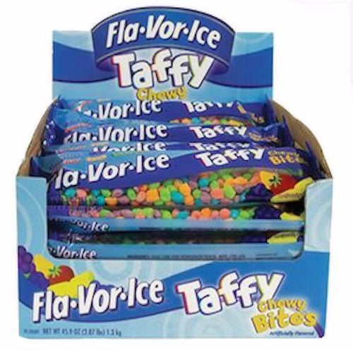 Fla-Vor-Ice Taffy Chewy Bites Bags