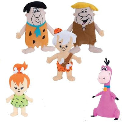 Flintstones Small Plush Mix - 120 ct