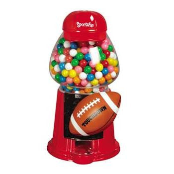 Football Gumball Machine