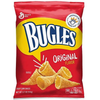Bugles Original Classic snack chips front of 1 oz bag