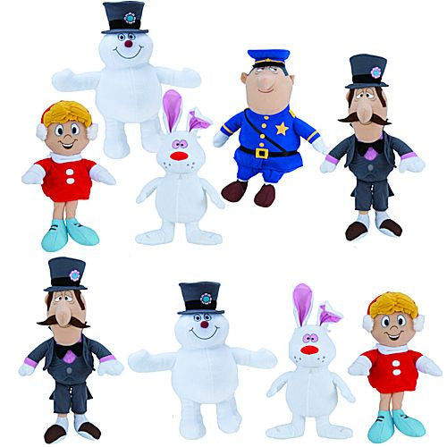 Frosty The Snowman Medium Plush Mix 48 Ct Gumball Com