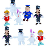Frosty the Snowman Medium Plush Mix - 48 ct