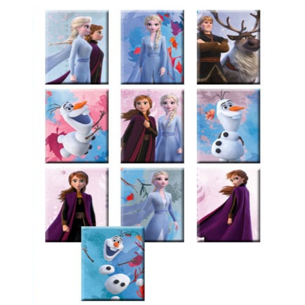 Frozen 2 Stickers Product Detail