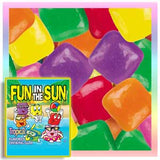 Fun in the Sun Tropical Fruit Chicle
