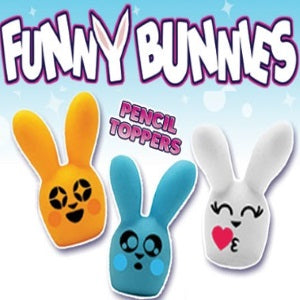 "Funny Bunnies 1"" Capsules Product Image"