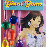 Giant Gems Display