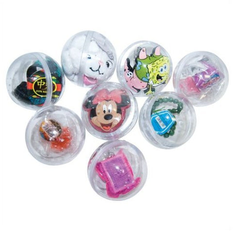 Giant Stacker Prizes in 3 Inch Capsules - 144 ct