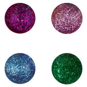 27 mm Glitter Superballs Product Image