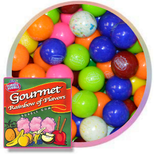 Assorted Dubble Bubble Gourmet Gumballs