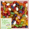 'Green Beans' All Natural Jelly Beans 10 pound case Product Image