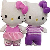 Hello Kitty 100% Licensed Plush 90 Pieces