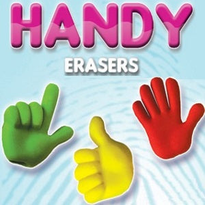 "Handy Erasers 1"" Capsules Product Image"