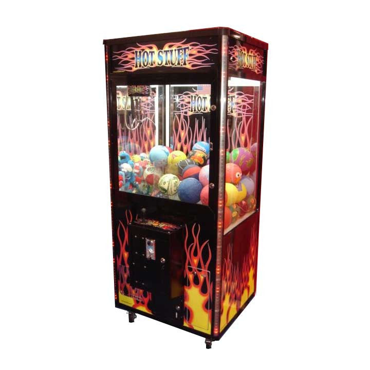 Hot Stuff Claw Machine