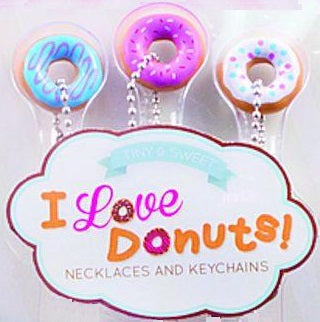 I Love Donuts 1 inch toy vending capsules